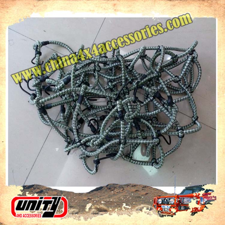 4x4 off road accessoreis roof rack cargo net