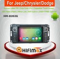 Hifimax Car DVD Radio For Jeep Grand Cherokee/Jeep Wrangler jk Touch Screen Car Stereo For Sebring Chrysler Android 7.1 GPS