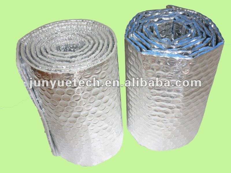 Hot Selling Aluminum Foil Bubble Fireproof Insulation flexible thermal insulation sheets