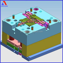 custom plastic injection mold design