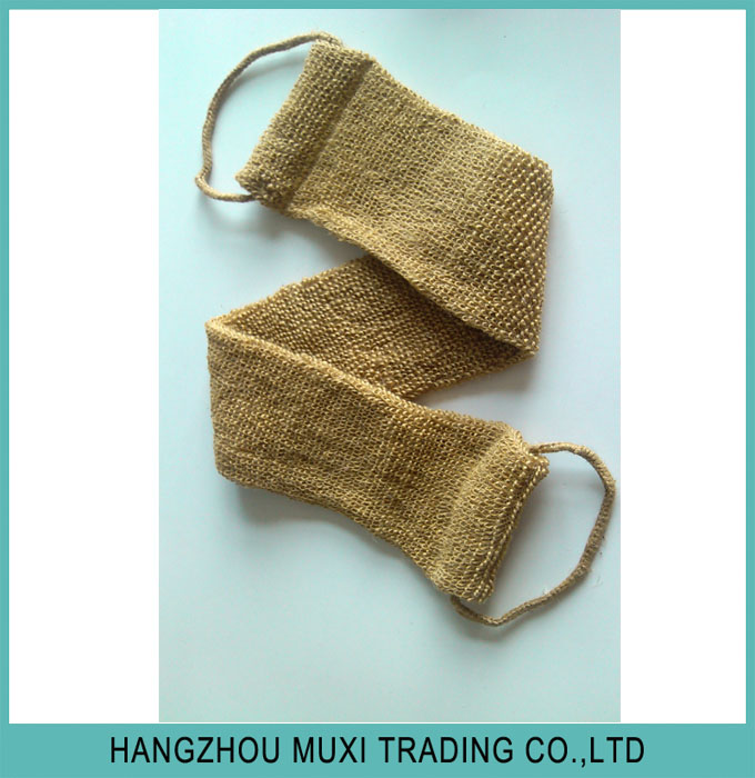 Hot-Selling Natural Jute Bath Strap