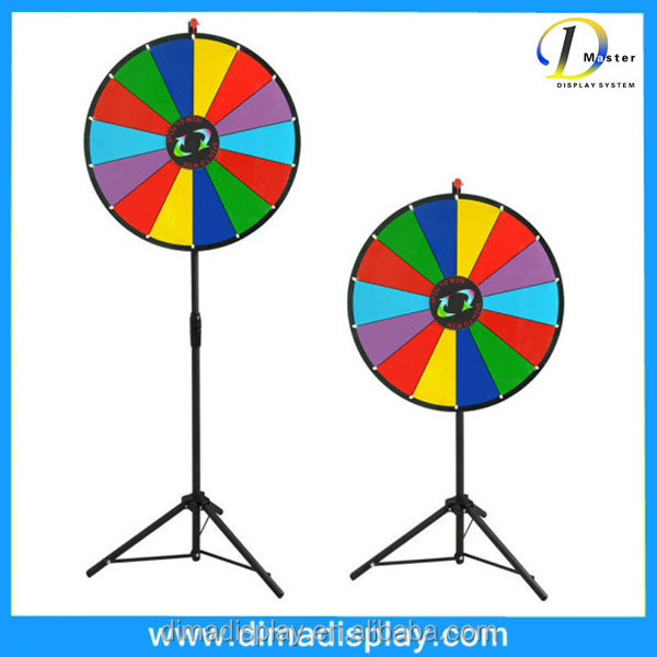 spinning wheel lights