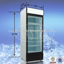500L Refrigerated Display Cooler