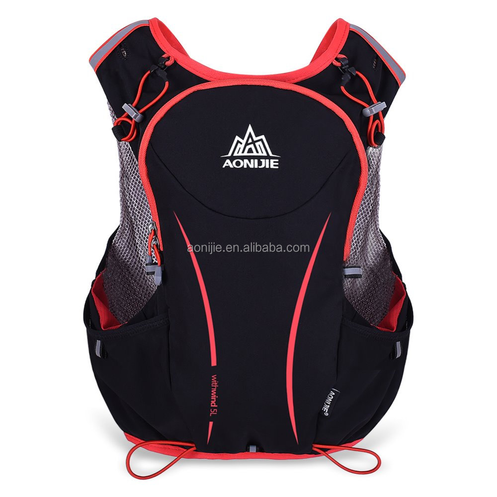 2017 new running hydration <strong>backpack</strong> with 1.5L bladder