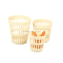2014 Hot Sale PP Woven Storage Basket with handle