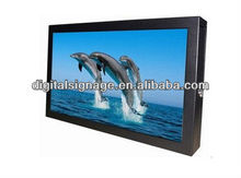 17 Inches Digital Signage Best Industrial Grade PC LCD Monitors for Commercial Use