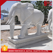 white large elephant statues for sale