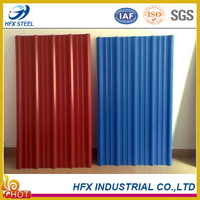 good corrugated sheet price metal roofing from alibaba china supplier