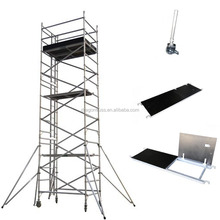 Aluminum used Scaffolding Tower For building