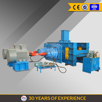 Large capacity Metal ore Iron Concrete High-pressure Grinding Roll Crusher Machine