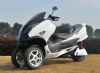 anti impact passenger three wheel motorcycle for hospital
