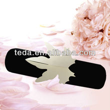 disposable napkin ring for wedding favor
