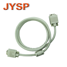 Hotsale 1.5m 3+4 rs232 to vga adapter cable