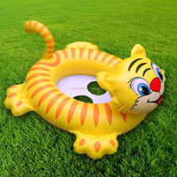 Animal Inflatable Baby Swimming Seat inflatable baby swim boat seat Water Sport Swiming Ring 58511 In Stock