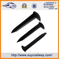 Suyu hot sale dog metal ground screw spike concrete nail
