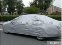 Leather hail protection clear plastic car hood cover OEM/ODM