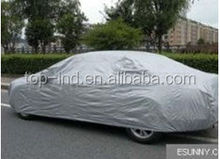 S size Leather hail protection clear plastic car hood cover OEM/ODM