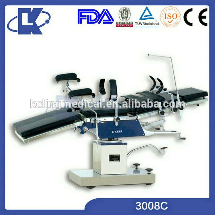 New arrival surgical manufacture medical operating table metal parts for promotion