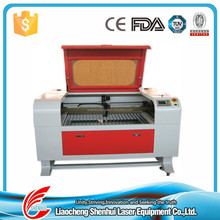 Cheap price Wood Fabric Acrylic Leather MDF CNC CO2 laser cutting machine