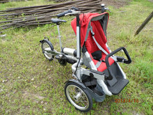 Promotional Price smart baby stroller tricycle with safety seat belt