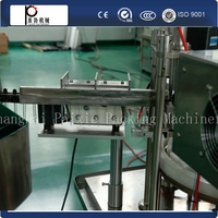 Automatic e-liquid/ e-cigarette liquid /Essential Oil monoblock filling capping machine
