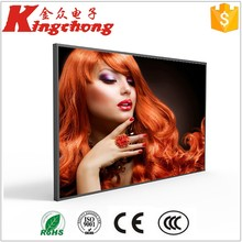 Hot selling hd flat screen tv for advertising made in China
