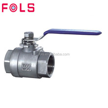 high quality brass ball valve with male thread