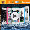 korea mobile phone accessories waterproof case for iphone 5 wholesale