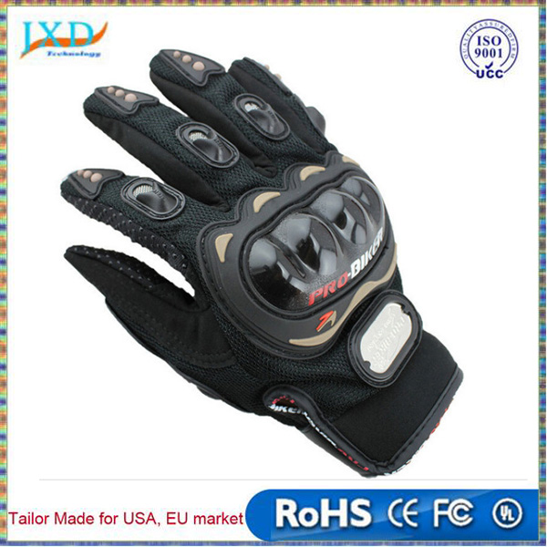 Hot Adult Guantes Motorcycle Gloves Motorbike Bike Riding Sports Gym Gloves