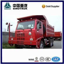SINOTRUK HOWO 6X4 off road dump truck for quarry
