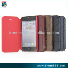 handy wallet leather cell phone case for iphone 5
