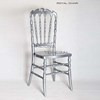 Silver Royal Chair