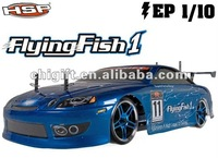 1/10 Scale Electric Brushed Racing Drift Car