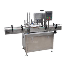 GMP Standard Easy Open Lids Automatic Can Seamer Seaming Machine for Round Cans