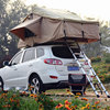 3.1x1.4M Easy set up 4WD Car Pop up Flat top roof tent for ourdoor camping