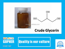 Crude Glycerin Industrial raw material 80% soap base Factory Price