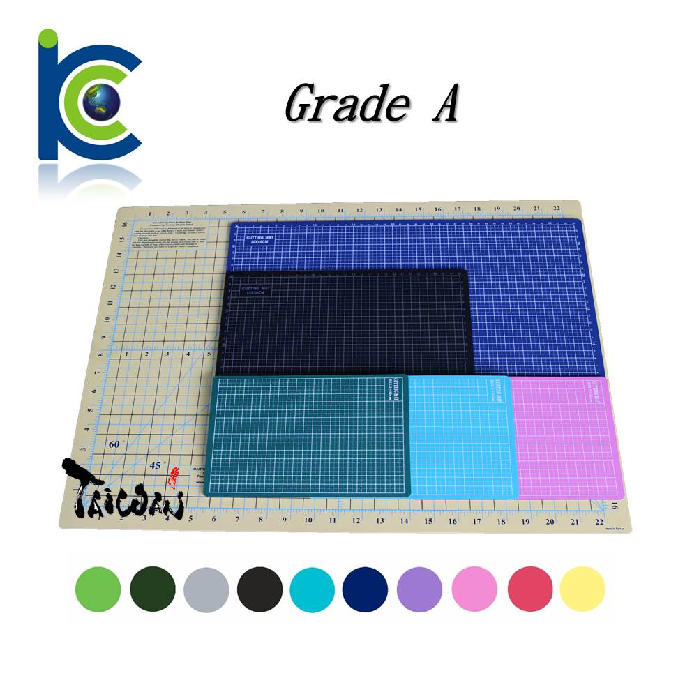 Wholesale school supplies drawing rotary printed cutting mat