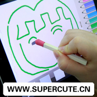 2014 made in China match shaped stylus writing pen for iphone ipad touch