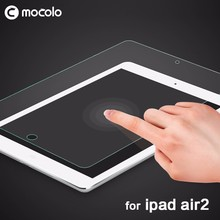 Nano liquid glass coating explosion-proof screen protector cover for ipad mini air2