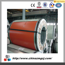 Wood design printed color coated steel coil used for flashing