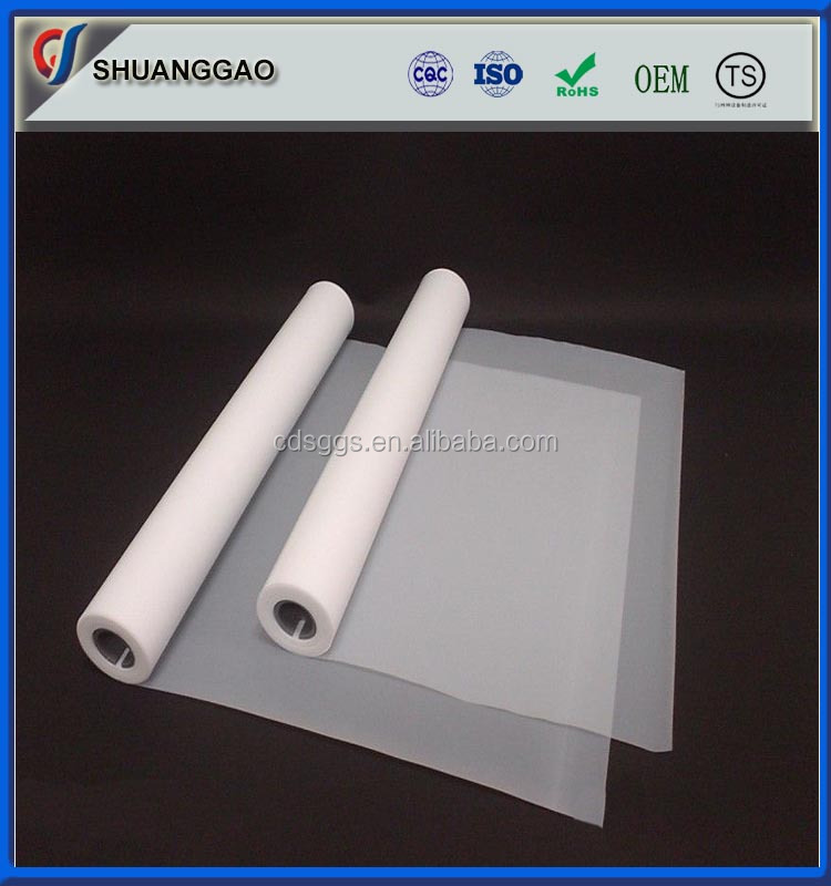 hot sale virgin white thin ptfe teflon film