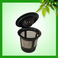 Best home high quality cartridges k cup coffee making machine with filter in Alibaba