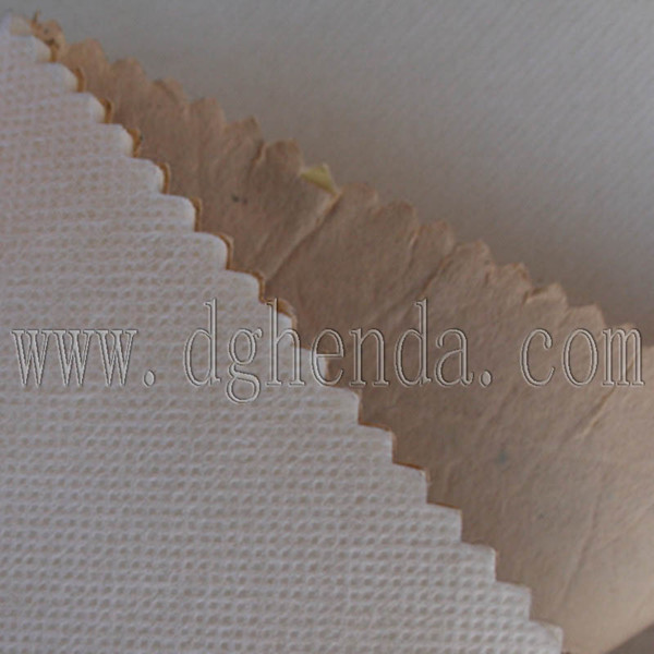 3mm latex foam bond non- woven fabric with self adhesive for footwear