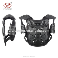 Motorcycle Safety Full Body Armor Vest Clothing