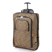 "18"" Lightweight On Board Cabin Rolling Luggage Bags"