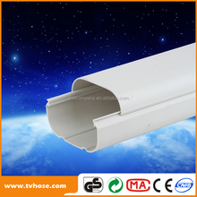 Pipe/Cable Cover 80mm Celling Cap air conditioner corner cap
