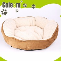 High Quality New Design cute and warm Denim Dog Bed