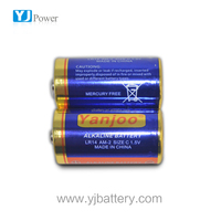 electrical batteries LR14 c 1.5VZn/MnO2 battery with alkaline battery for zinc toy made in china