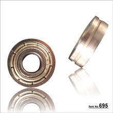 low moq bearing small diameter precision bearings 695 ceramic bearings