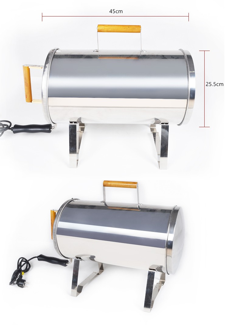 hot sale cheap prices barbecue 1100 w watt grills 48 electric grill